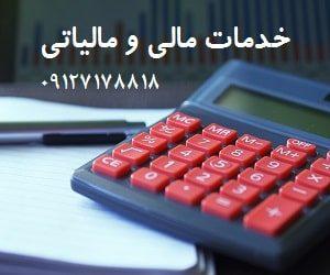 مشاور مالی مالیاتی