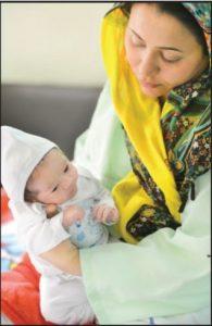 مرخصی بارداری